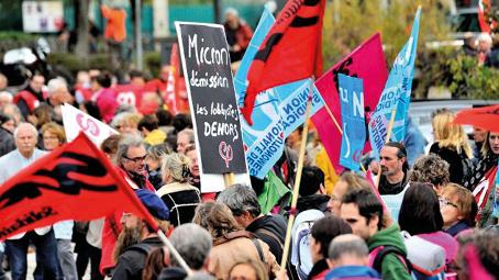 Mouvement de grève du mardi 19 mars – sondage